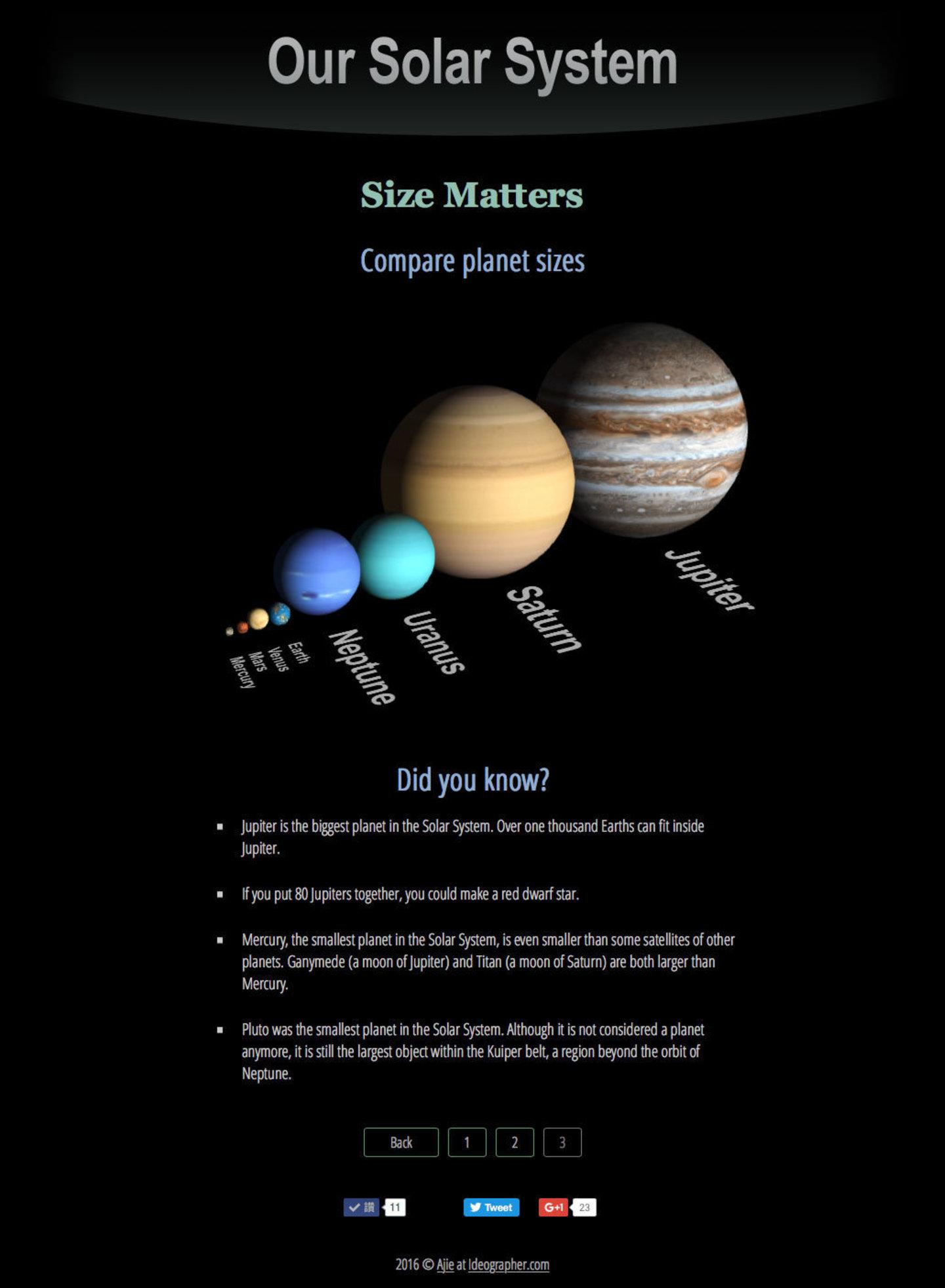 solar system web - photo #21