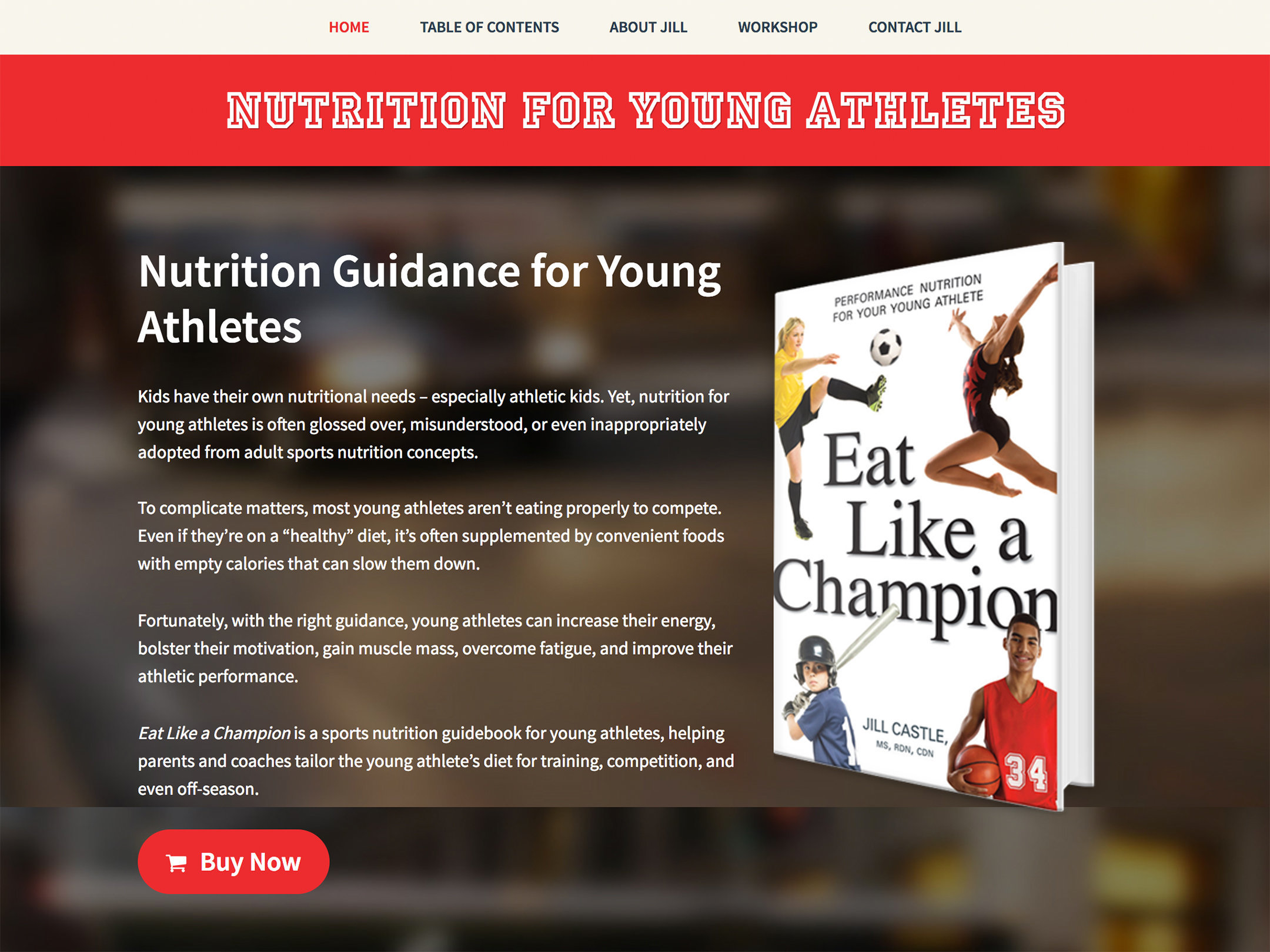 nutrition of young athletes Tools and resources to help families and communities better understand nutrition and the important  on helping young people ages 11 to 13.