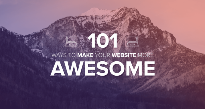 Make awesome websites